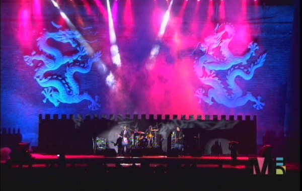 Great Wall of China Concert