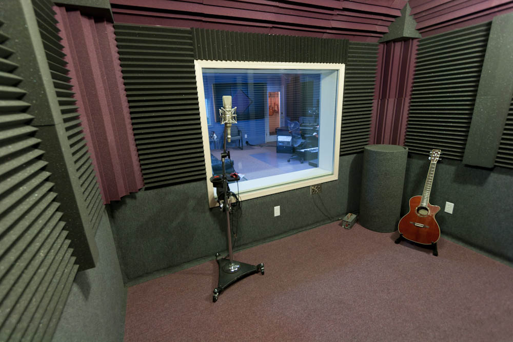 Allusion Studios Vocal Booth