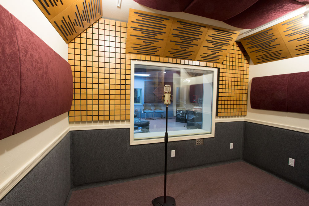 Vocal Booth Allusion Studios